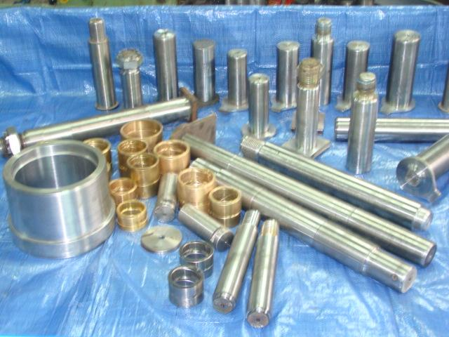 Shafts and bushings